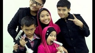 Al-Fatihah - The Meaning performed by Putri from The Voices Of UMMI