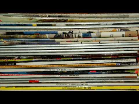 Classic Soft Magazine Page Turning - No Talking   White Noise for Sleep, Studying, Relaxation