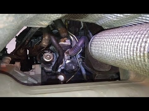 Чистка клапана EGR Skoda Octavia 1.6 TDI CAYC