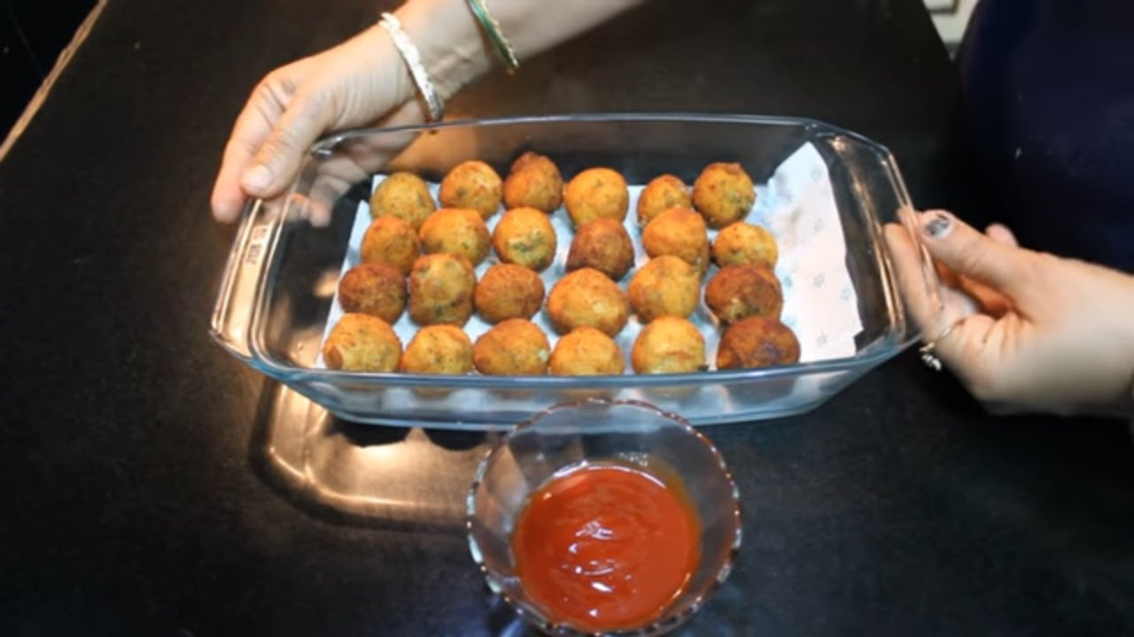 How to make cheese balls easily at home in hindi