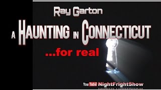 Haunting in Connecticut film real horror paranormal author Ray Garton Night Fright Brent Holland