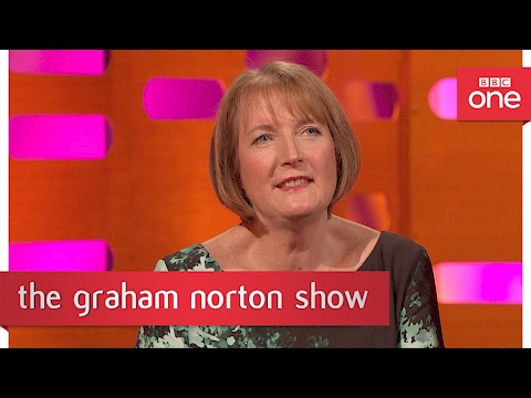 Harriet Harman on being a woman in politics - The Graham Norton Show: 2017 - BBC One