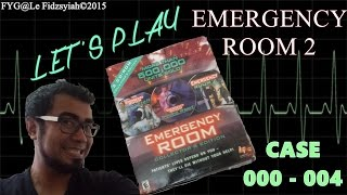 Let's Play: Emergency Room 2 PC Game (Case #000 - #004)
