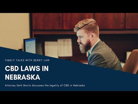 CBD Laws in Nebraska | Nebraska Defense Attorneys