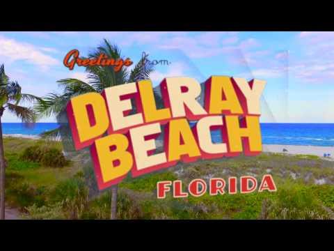 Delray Beach Drone