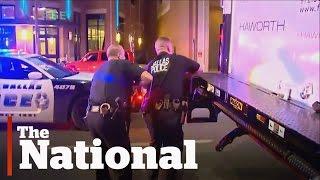 Dallas Police Killed in Sniper Ambush