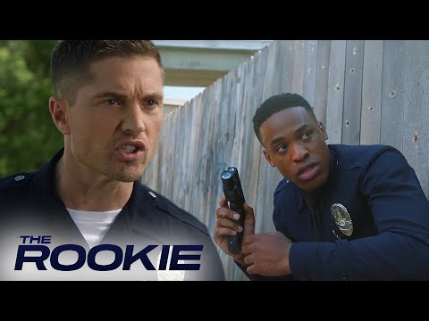 Rookie West Freezes Again! | The Rookie