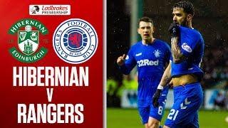 Hibernian 1-1 Rangers | Gers fail to Close Gap on Celtic | Ladbrokes Premiership