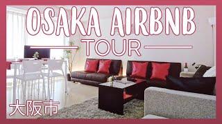 Gambar cover Osaka Apartment Tour | Osaka AirBNB
