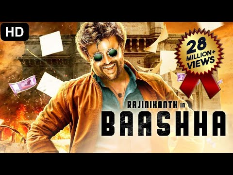 Rajinikanth's Baashha Full Movie - South Indian Movies Dubbed In Hindi Full Movie 2017 New | Nagma
