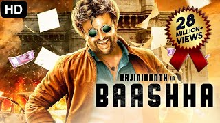 Rajinikanth's Baashha Full Movie - South Indian Movies Dubbed In Hindi Full Movie 2017 New | Nagma