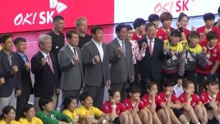 2016 국가대표 핸드볼 한일 정기전 대한민국 vs 일본 (여자)