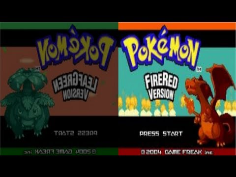 Pokemon FIRERED Part 4 - Catch the overrated mascot!