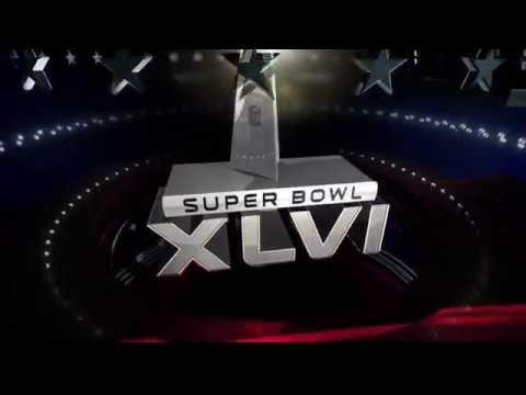 NBC Sports NFL Presentation Intro and Outro (Super Bowl XLVI Version, 2011)