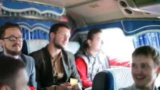 Свадьба Медных автобус