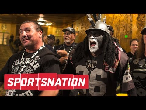 Raiders will forever be L.A.'s NFL team | SportsNation | ESPN