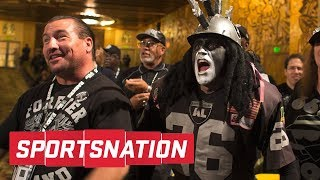 Raiders Will Forever Be.'s Nfl Team  Sportsnation  Espn