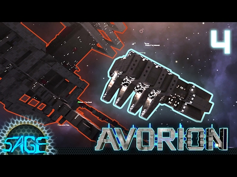 Avorion, Sales & Ship Building (#4)