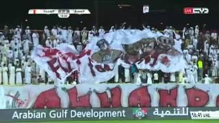 بالفيديو .. الوحدة يهزم الوصل 2 / 1 ويتأهل لنهائى كأس الخليج العربى