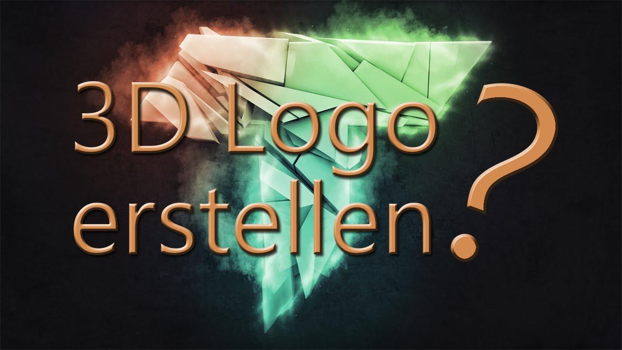 Logo gestalten photoshop