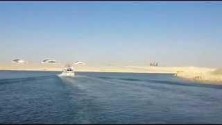 قناة السويس الجديدة : الطريق الى منصة الافتتاح 21يوليو 2015