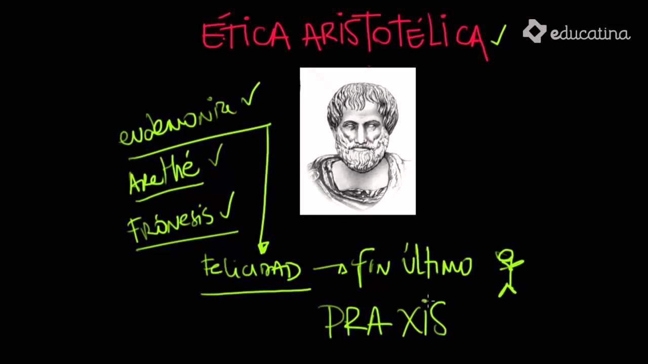 Aristóteles y la felicidad - YouTube