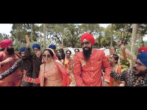 Daingad Daingad   Wedding Lip Dub   #trishprem