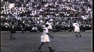 Fußball-Freundschaftsspiel 1951: DDR - Dynamo Moskau 1:5
