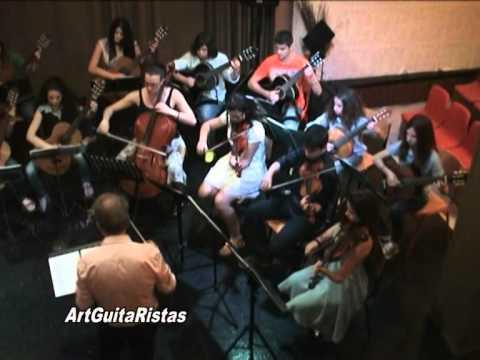 ArtGuitaRistas KAVALA 2014 LIBERTANGO