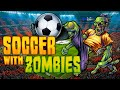 SOCCER WITH ZOMBIES ★ Call of Duty Zombies Mod (Zombie Games)