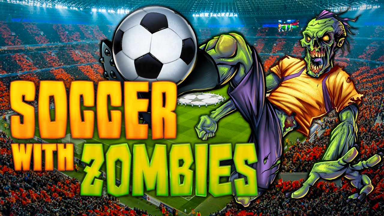 soccer with zombies � call of duty zombies mod zombie