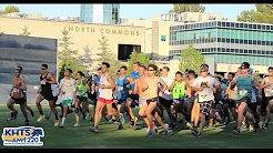 College of the Canyons Summer Series, Race #1 2016  - KHTS News - Santa Clarita