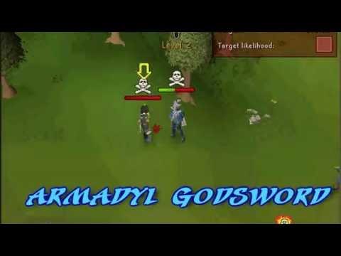 (X Laser X7) RuneScape The Beginning - D Claws, AGS, Ko's [Bh World/Ownage]