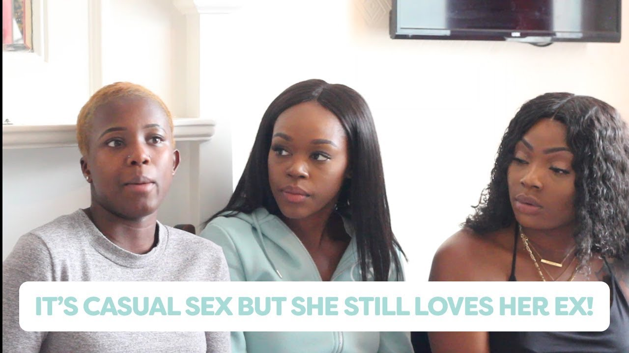 Casual sex with an ex