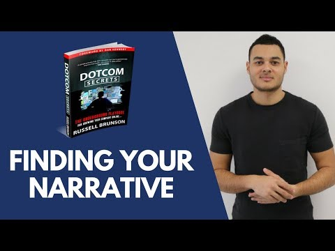 Finding Your Narrative - Russell Brunson's Attractive Character (Part 2)