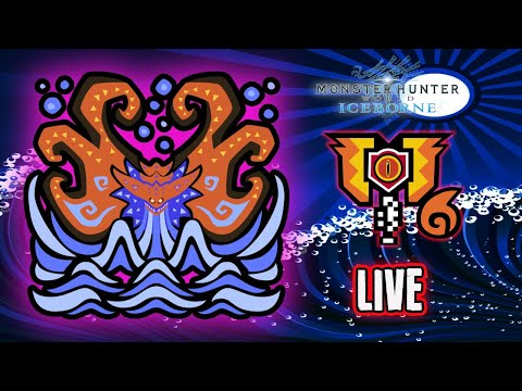 [ PS4 ] MHWorld Iceborne : Prepare AT Namielle | Session ID : 76TQ NwN3 4eAD