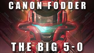 Canon Fodder - The Big 5-0