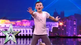 Contemporary dancer Fionn moves the audience with beautiful dance | Ireland's Got Talent 2019