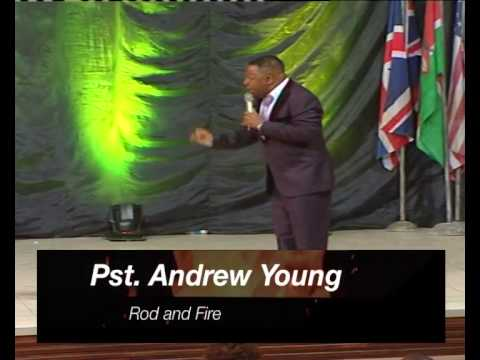 Pastor Andrew Young Muiru - Jesus is passing by