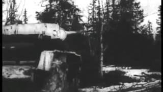 Война СССР - Финляндия, 1939 - 1940, (Зимняя война), официальный фильм