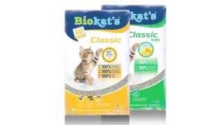 Наполнитель Biokat's «Classic»
