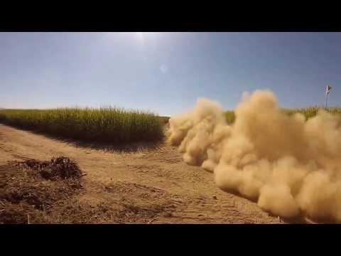 Lucio Álvarez tests Ford Ranger 5.0 for Dakar Rally