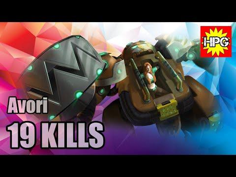 HoN Pro Devourer Gameplay - Avori - Diamond - NM