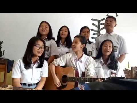Lagu Terdaram-Daram Cover XII SOS 4 Smansaka