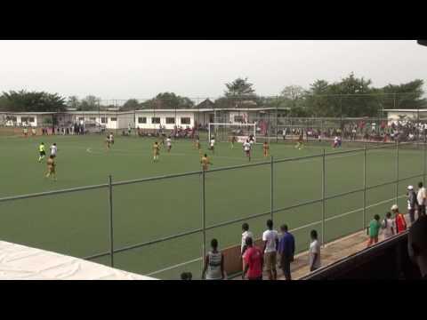GHANA PREMIER LEAGUE MATCH HIGHLIGHTS  OF WAFA SC vs TEMA YOUTH AT WAFA STADIUM