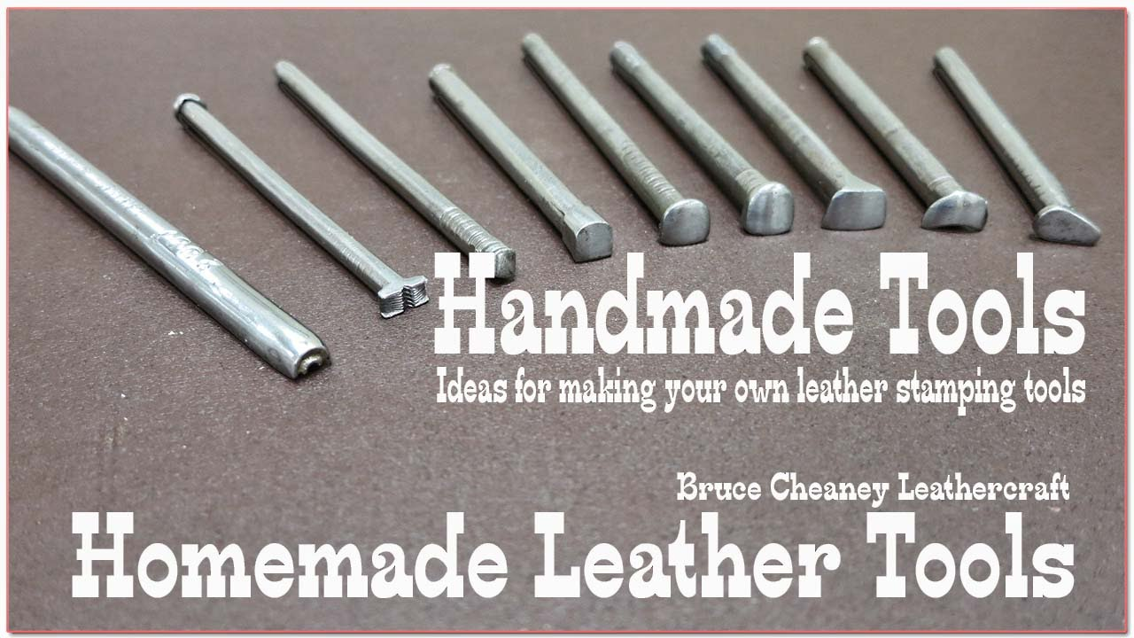 LEATHER TOOLING AND CARVING PDF