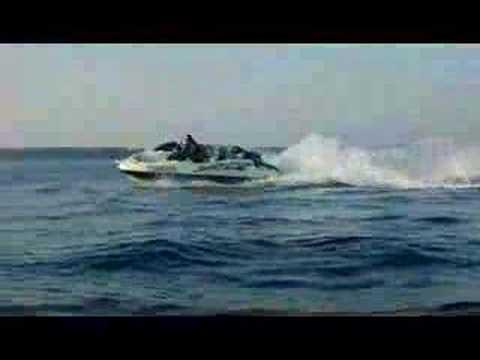 Sea Doo Speedster 2000 V6 240hp playing around