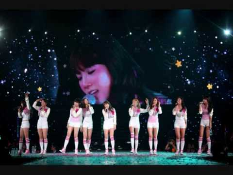[Audio] SNSD - Merry Go Round (SNSD 1st Solo Concert)