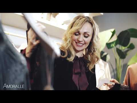 New Collection grand opening with loyal clients | AMORALLE