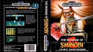 the revenge of shinobi ost the ninja master vs neo zeed final boss